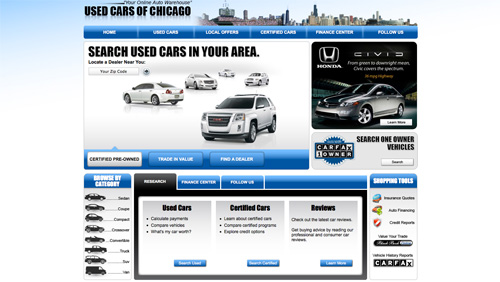 Used Cars of Chicago
